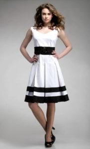 пошив летнего платья