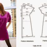 Как пошить простое платье