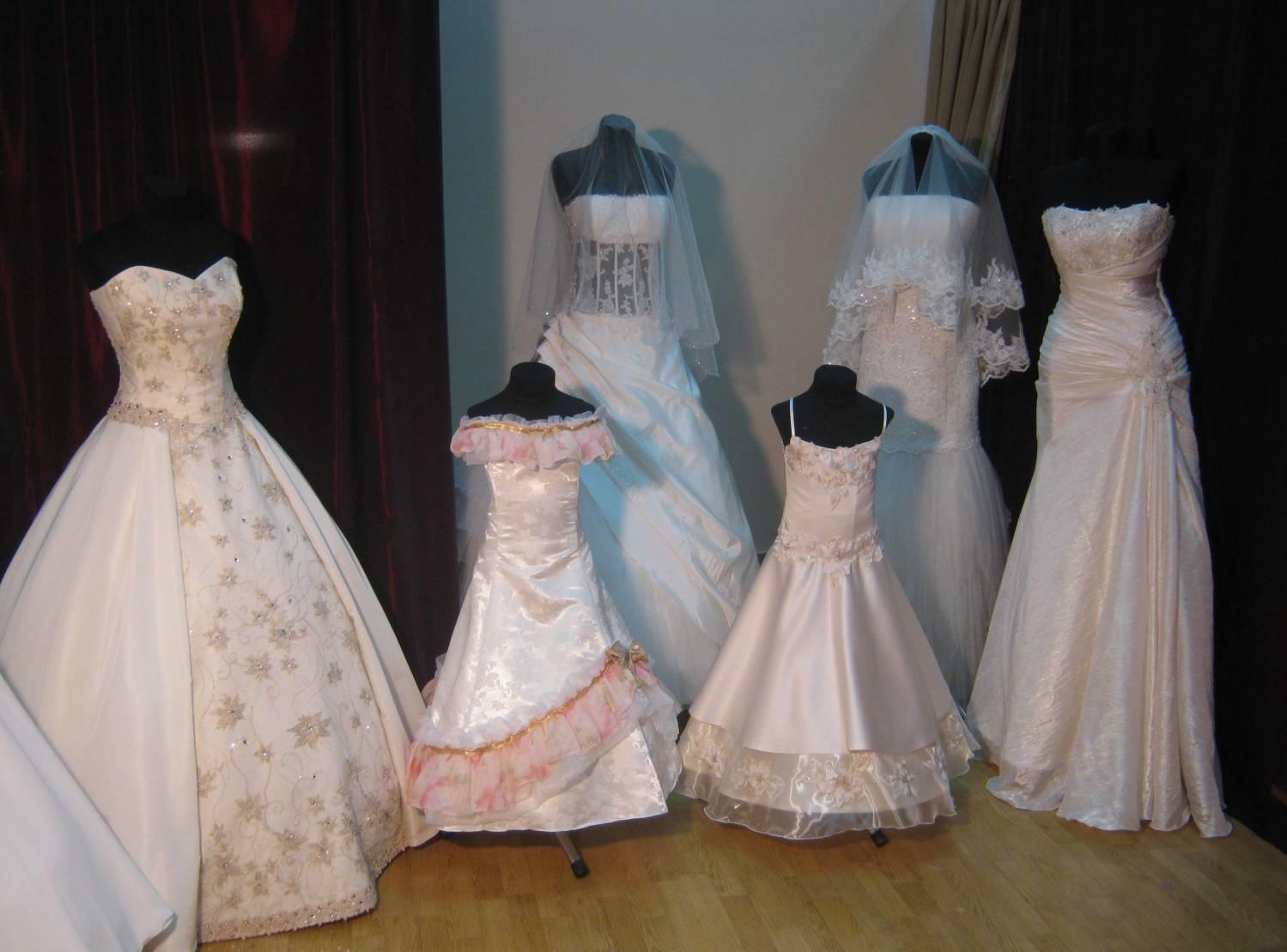 Заказ платьев на шитье