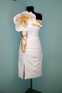 Пошив вечернего платья на заказ